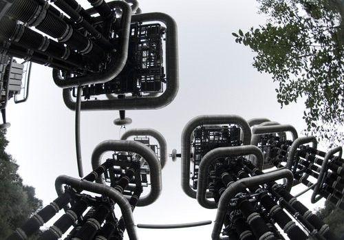 Тесла - генераторы в ближнем Подмосковье. Изображение № 2.
