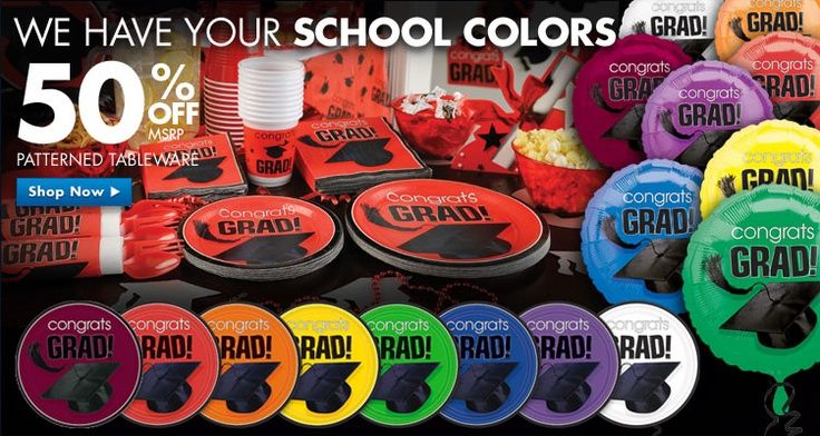 High School Graduation Party Ideas | high school graduation memory table idea | day party sale graduation ...
