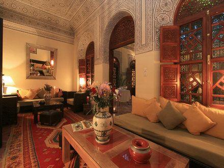 salon marocain hotel riad daria marrakech h tels de