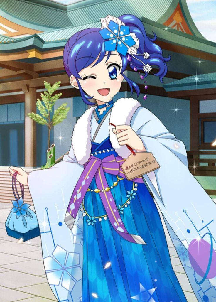 Download Aikatsu Ran Kimono Pictures