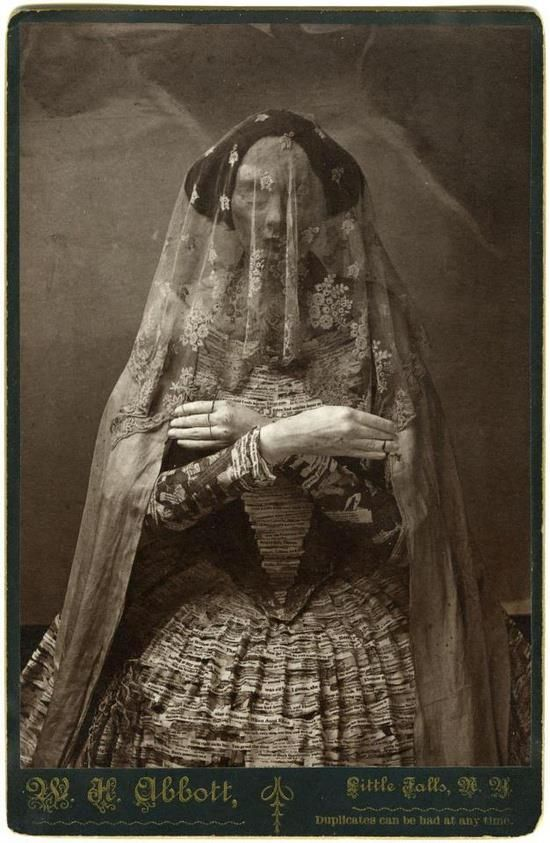 Madam Violet, queen of the notoriously dark Edinburgh, Scotland vampire hive, was twice voted Most Scary Woman in the UK - in 1882 and 1884.
