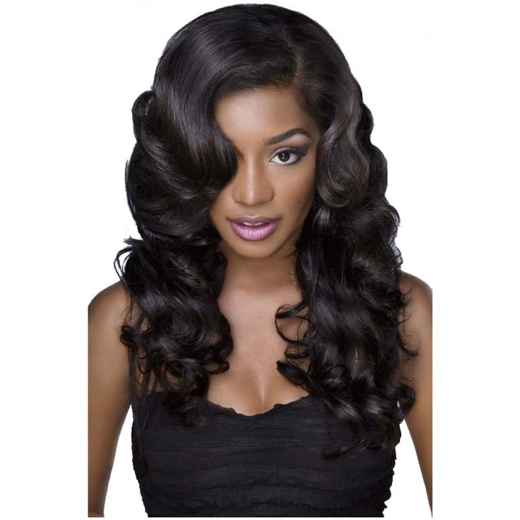 Wavy Virgin Hair Lace Closure And Weft http://www.extremeindulgence.com/