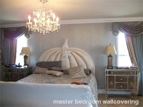 Holly Madison's Cinderella-y Bedroom