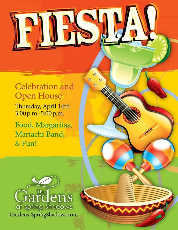 Fiesta at The Gardens