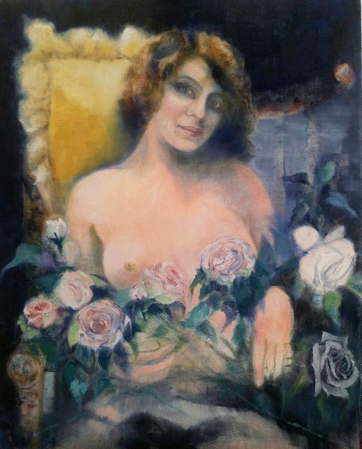 Le tre rose (Fernande Barrey)