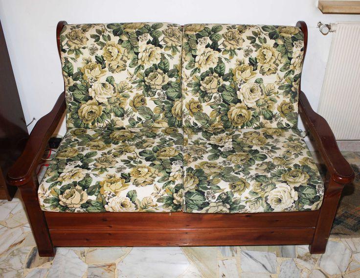 Oltre 25 fantastiche idee su divano in legno su pinterest for Divano letto usato