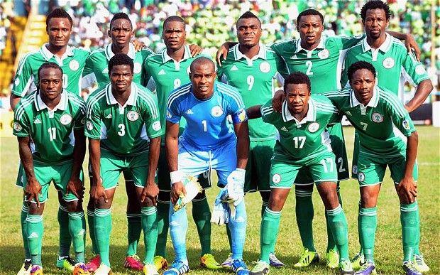 imagen del equipo de Nigeria copa mundial 2014 | Nigeria - World Cup 2014