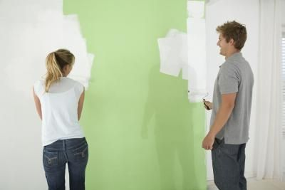 How to Fix a Bad Paint Job on My Walls