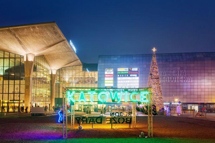 #Katowice #highstreet #railway-station #CC #gallery