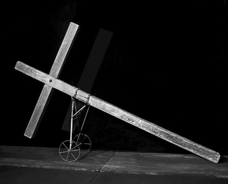 Tadeusz Kantor_A Funerary Vehicle