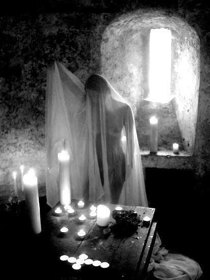 ritual....