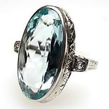 antique cocktail rings - Google Search