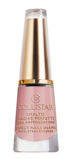 Smalto Unghie Perfette n. 8 ROSA PESCA	#collistar #summer #estate #colors #colori #nails #unghie #smalti #makeup #rosa #pink