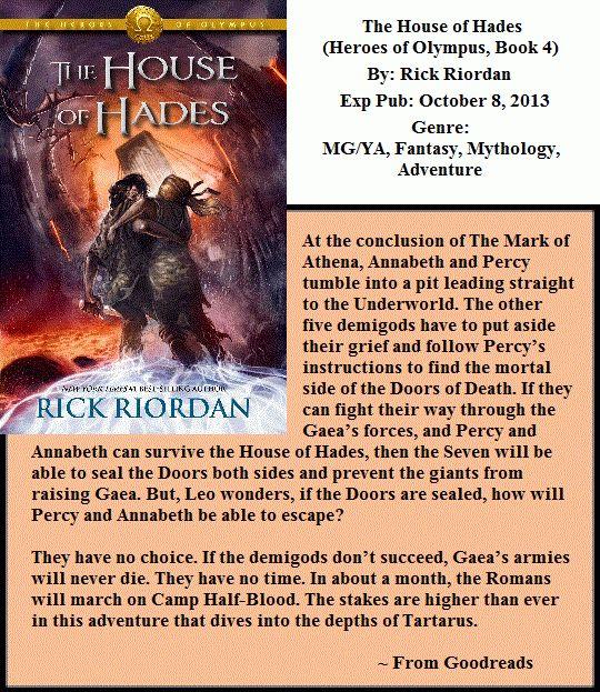 House of hades rick riordan book casual