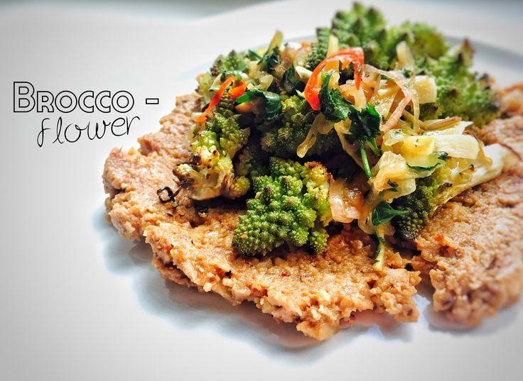 Broccoflower - Romanesco   #nikosuvrohlik