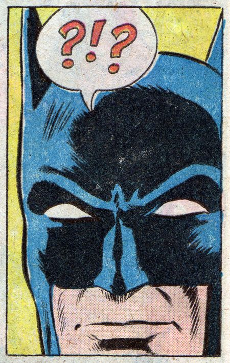 Vintage Batman - must paint this!! I'm officially making my master bathroom a superhero bathroom. Totally mature