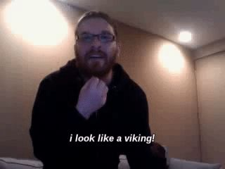 brent smith, the viking