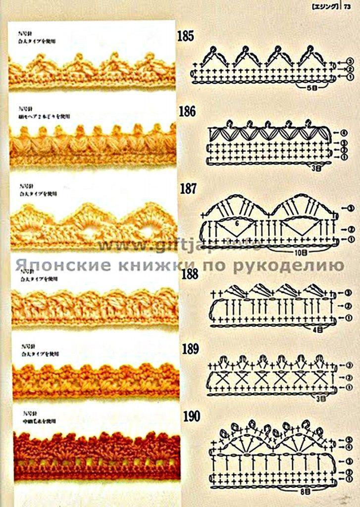 Veja Mais de 300 pontos de Crochê em www.artesanatototal.com