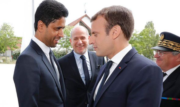Macron wades into Neymar transfer: French President speaks on player's controversial move - http://buzznews.co.uk/macron-wades-into-neymar-transfer-french-president-speaks-on-players-controversial-move -
