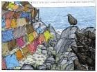 Graham Percy, Washday on the Coast . . . , 2005, ink and acrylic