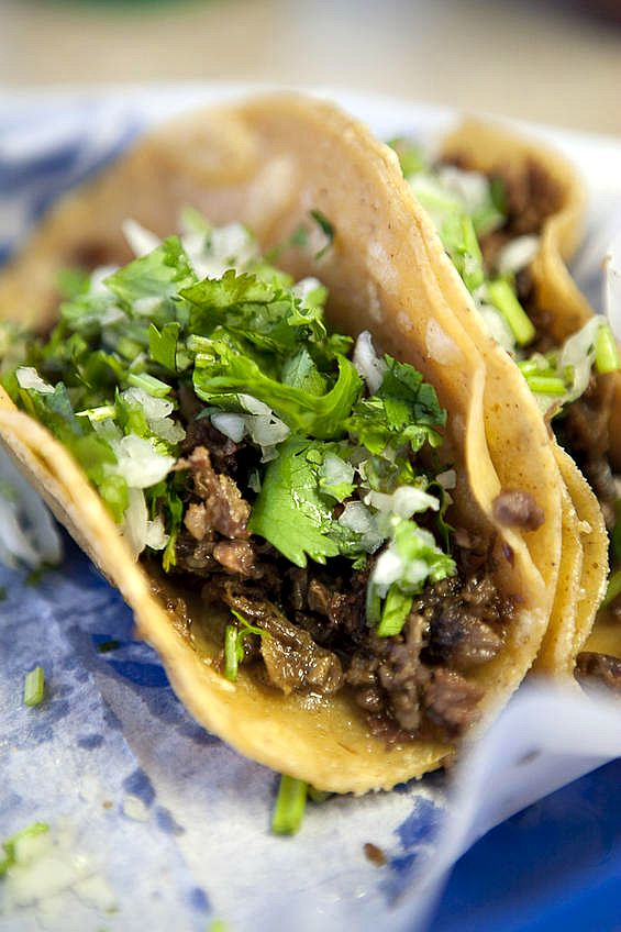 Street Tacos Recipe... So easy to make! simplerecipes.net
