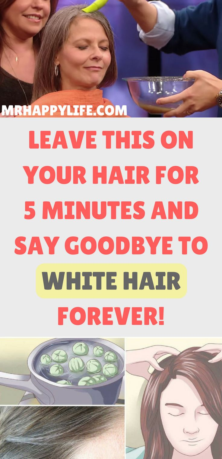 There are many reasons why your hair loses its pigment. Contrary to popular belief, white hair is not a result of stress. At least, it is not in any way directly responsible. The occurrence of white hair is determined by the following factors.