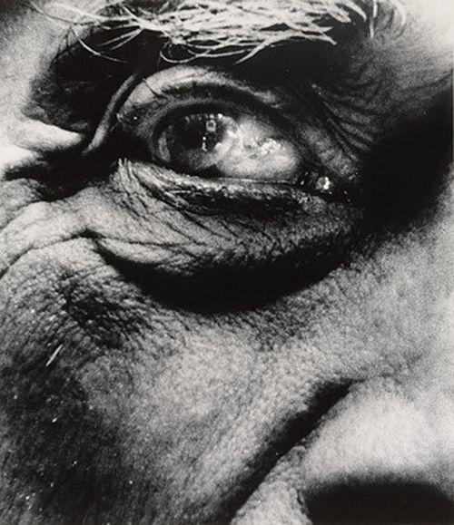 Bill Brandt (1904 - 1983) - Georges Braque, 1960