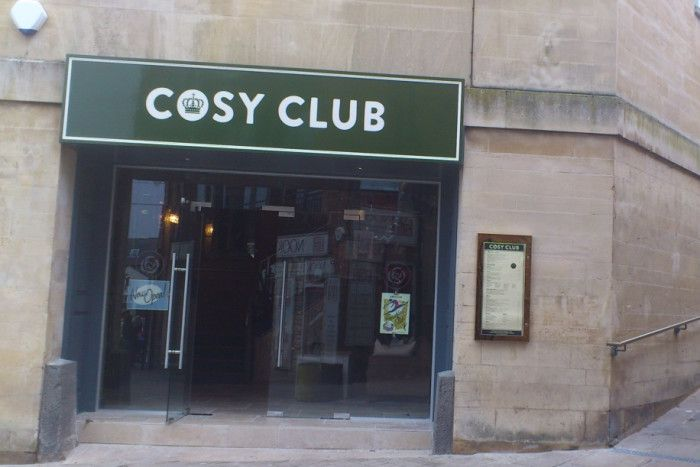 Image result for cosy club stamford