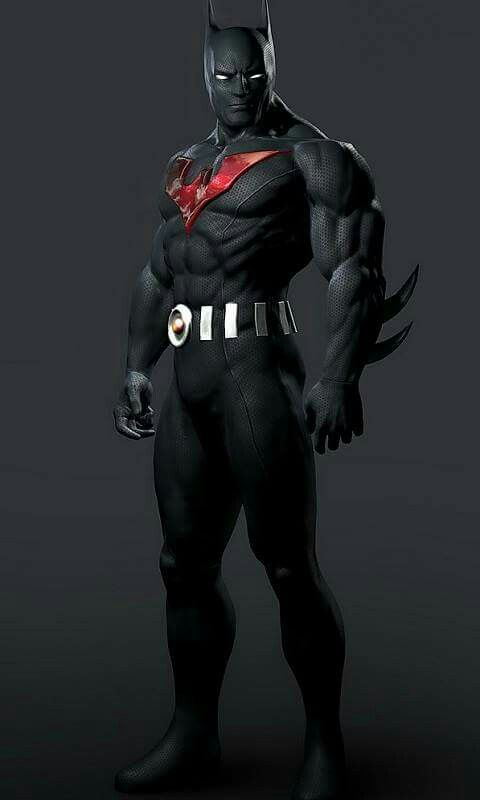 Batman of the future | Batman | Batman, Batman art, Batman ...