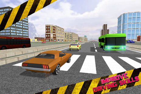 #driving #school #car #simulation #learn #experience #luxury #sports #traffics #signals #challenging #improve #skills #android #game