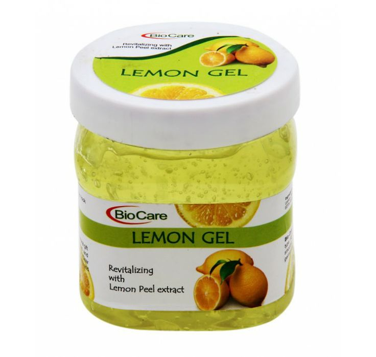 Biocare Lemon Skin Gel