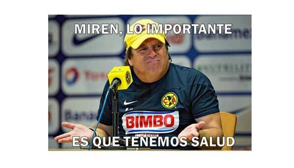 Los memes de la final del fútbol mexicano -- excusas, excusas!!
