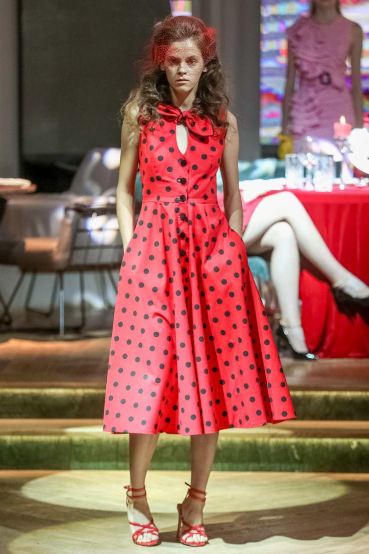 Рассыпала горошины: Marianna Senchina SS'18 - Модный блог