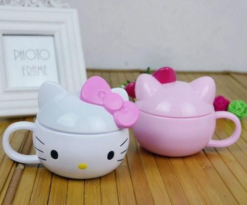 Hello Kitty Coffee Cup