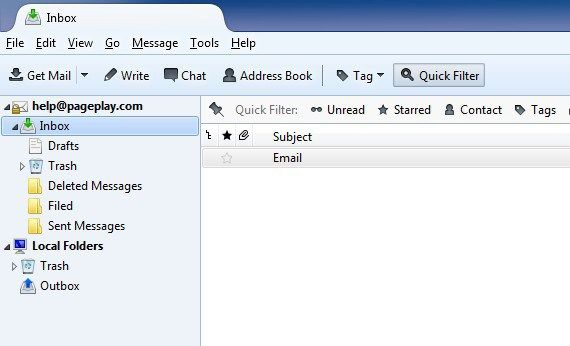 Archiving emails in Mozilla Thunderbird #archiving #emails http://tennessee.nef2.com/archiving-emails-in-mozilla-thunderbird-archiving-emails/  # Archiving emails in Mozilla Thunderbird This guide will help you to free up space on your PagePlay email account by saving emails to your computer rather than keeping them on the server. This guide is only useful if you set up the email to use IMAP, where messages are stored on the server. With POP, messages are download to your computer when you…
