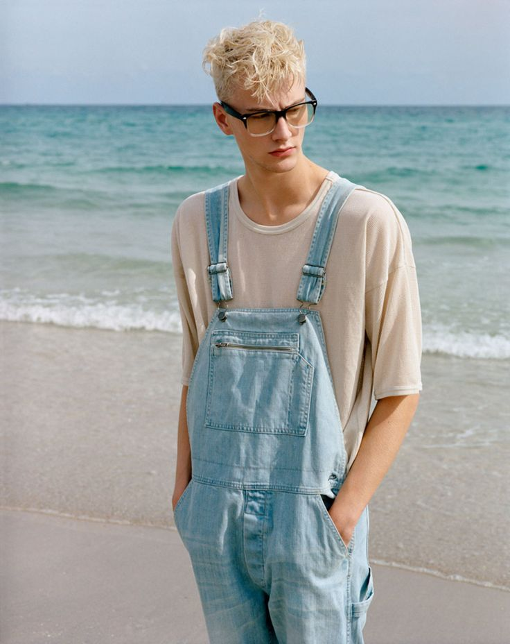 #Menswear #Overalls #Fashion //Dungarees