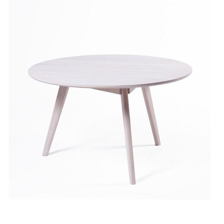 Table basseNordik, chêne huiléblanc, Select21