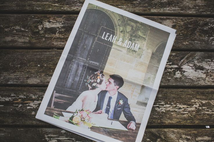 http://www.humbelle.co.uk/blog/2014/10/4/designing-and-printing-our-wedding-newspaper?utm_source=Newspaper Club Newsletter