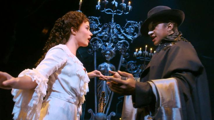 Norm Lewis & Sierra Boggess - The Phantom of the Opera