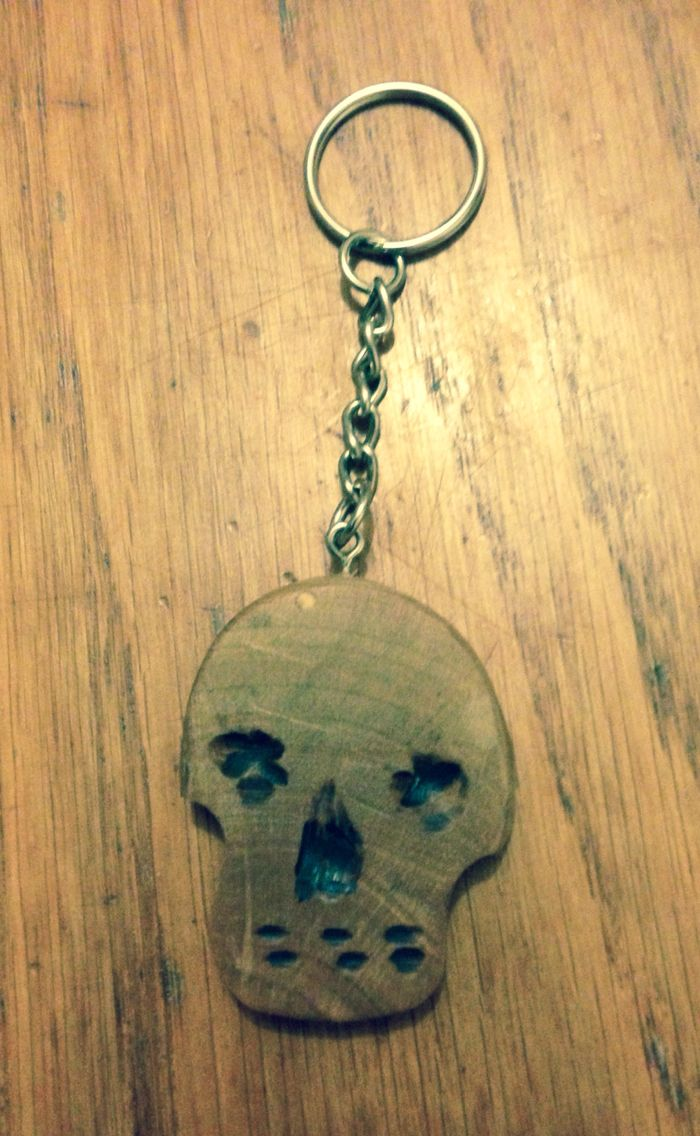 For lonely keys