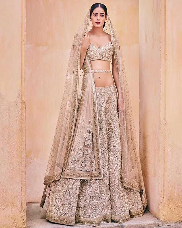 …@sabyasachiofficial raises our expectations with every new design. Only time will tell what the master has in store for us next. ______________________________ #indianweddingbuzz #love #fashion #style #designer #lehenga #Sabyasachi