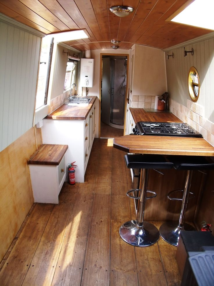 best 25+ narrowboat kitchen ideas on pinterest | canal boat