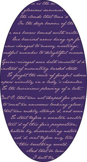 Richard III Oval Rug Treniq Rugs. View thousands of luxury interior products on www.treniq.com