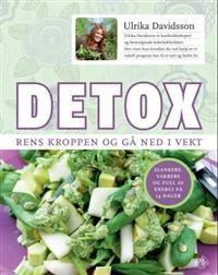 Detox; rens kroppen og gå ned i vekt