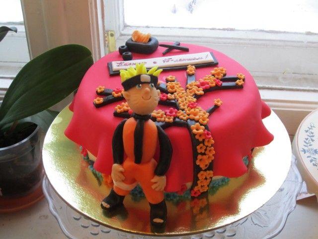 Торт наруто на заказ
