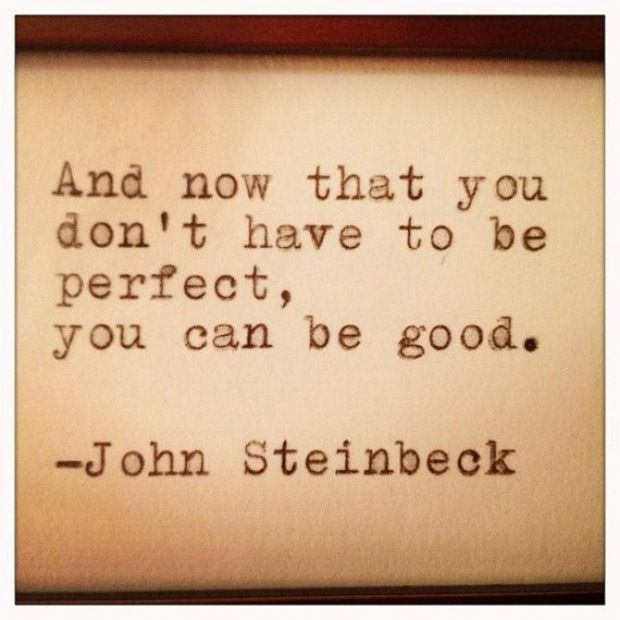 Steinbeck Quotes: John Steinbeck Quote