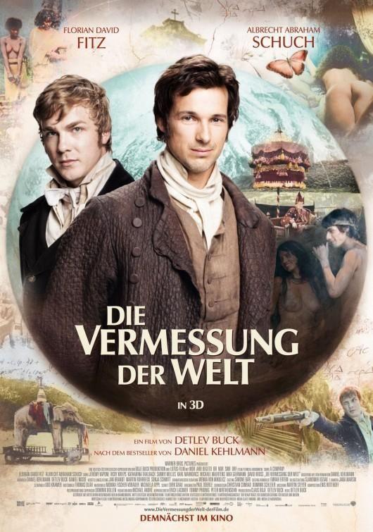 Midiendo el mundo (2012) - FilmAffinity