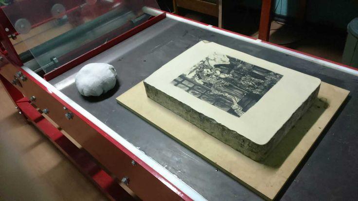Mitos y leyendas sobre la Litografía