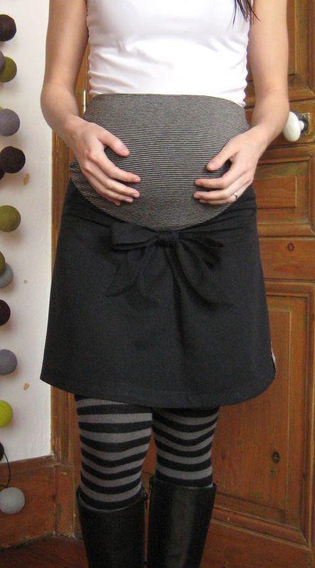 Jupe grossesse