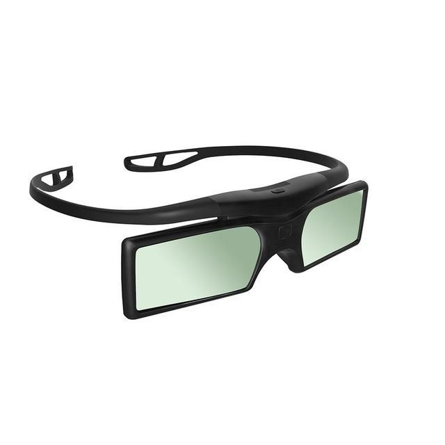 Top Deals Gonbes G15-BT Bluetooth 3D Active Shutter Stereoscopic Glasses For TV Projector Epson / Samsung / SONY / SHARP Bluet